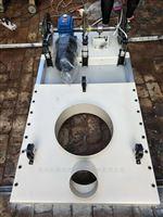 干粉散装机根据现场散装工况设计制作