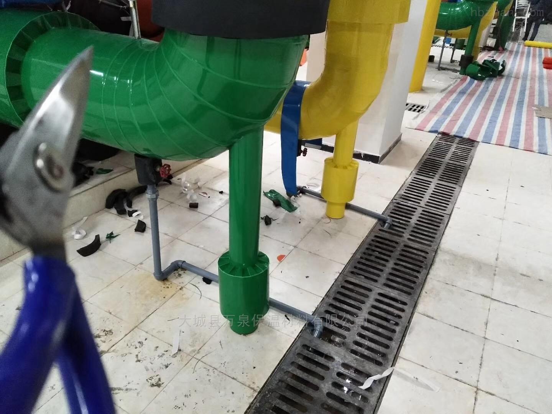 非金属成型彩色复合保温PVC外护系统