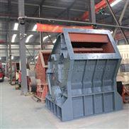 安康反击破碎机生产工艺石料生产线配置型号