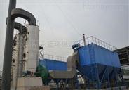 来宾玻璃厂烟气脱硫除尘解决办法
