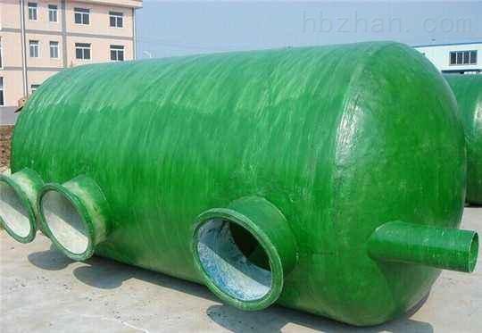 玻璃钢汽车站生活废水处理设备原理