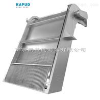 重庆自来水行业 GSHP型循环式格栅清污机