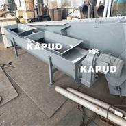 化学工业垃圾处理WLS不锈钢无轴螺旋输送机