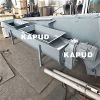 超强耐磨性和耐用性WLS无轴式螺旋输送机