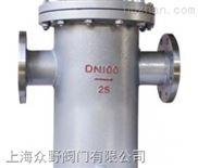 304、316不鏽鋼籃式過濾器
