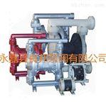 QBY-80永嘉良邦QBY-80不锈钢气动化工泵厂家