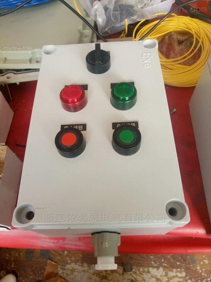 A2B1D2防爆操作柱防腐按钮控制箱现场操作箱