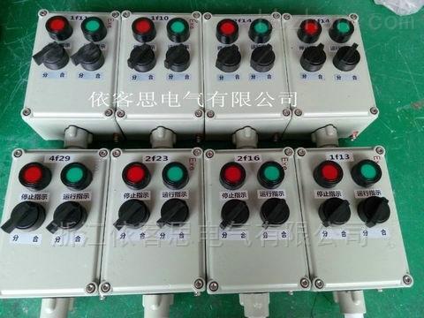 BZC8050-A2D2防爆防腐操作柱按钮控制箱