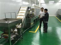 微波五谷杂粮熟化设备可以烘烤西瓜子