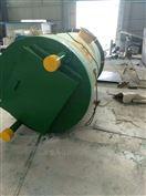 KWBZ-5000济南-一体化污水提升泵站技术