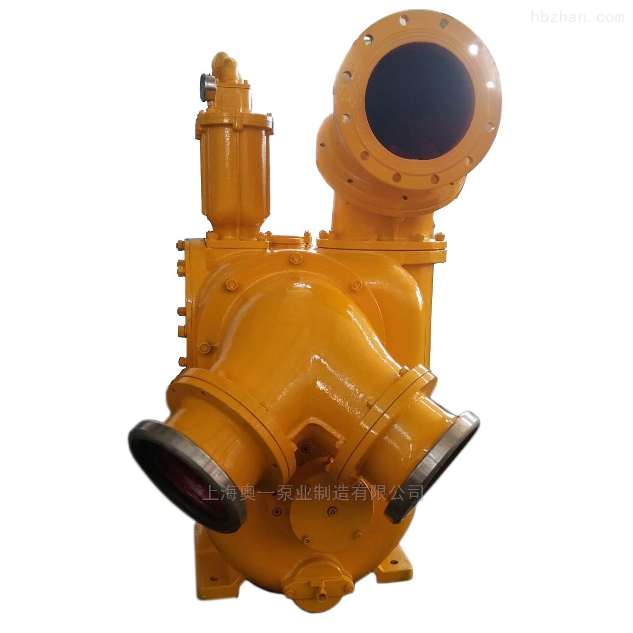 强自吸双吸式柴油机水泵