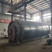 间歇式废轮胎炼油设备