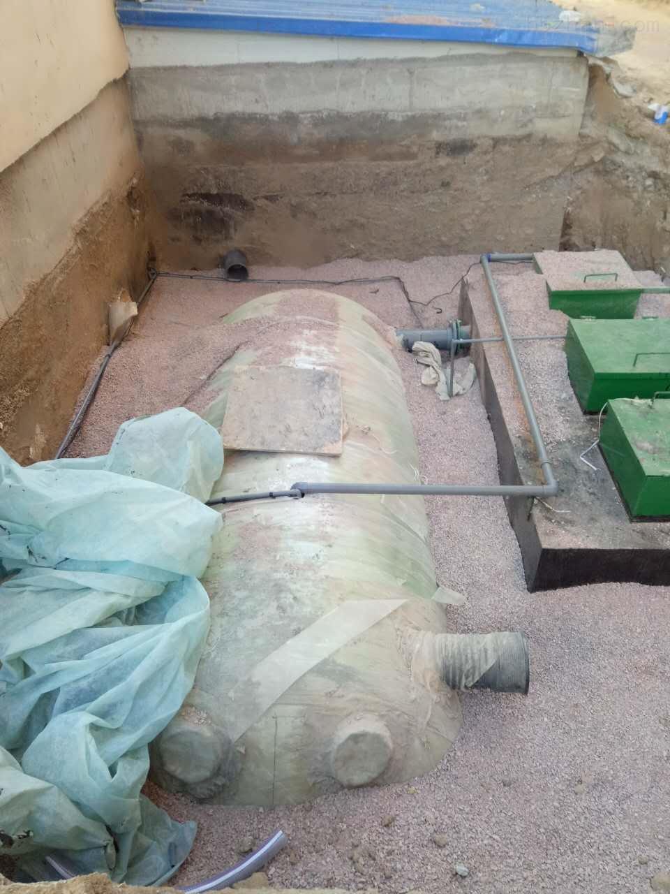 吐鲁番动物疫控中心废水处理设备博斯达生产厂家