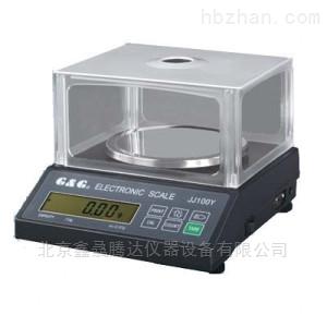 高精密电子天平JJ-600型600g/0.01g使用说明