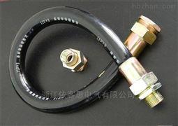BNG橡胶绕性连接管G3/4管接头半米长内螺纹
