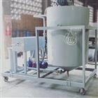 润滑油白土脱色搅拌罐式多功能压力滤油机