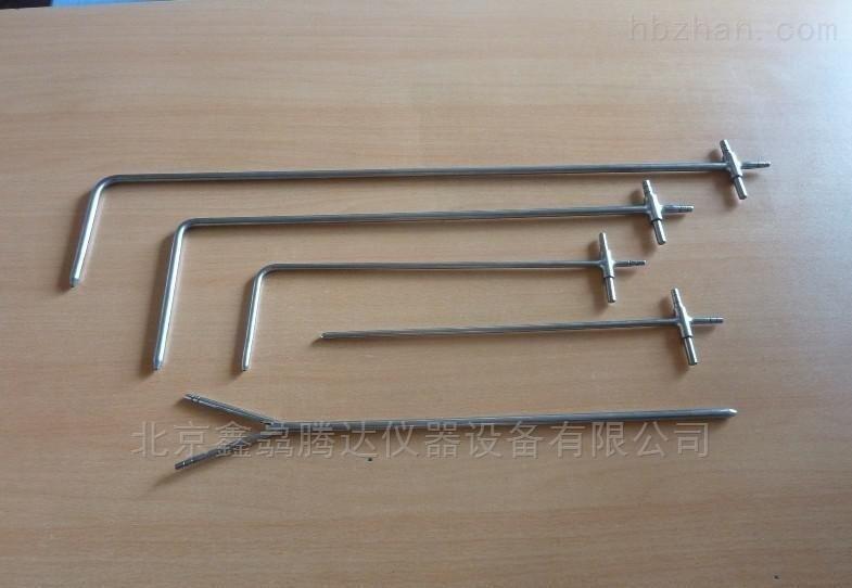 科研专业L型8*1200mm不锈钢匀速管,定做多样式多规格皮托管
