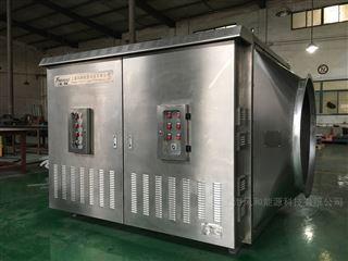 山东枣庄饲料厂废气处理设备