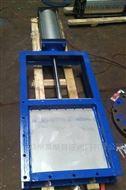 LMD气动螺旋闸门插板阀