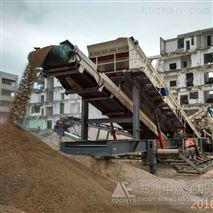 移動式建築垃圾再利用和回收率能達到多少