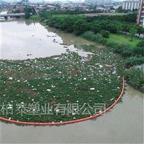 水面挡渣拦截请漂塑料拦污浮体批发厂家