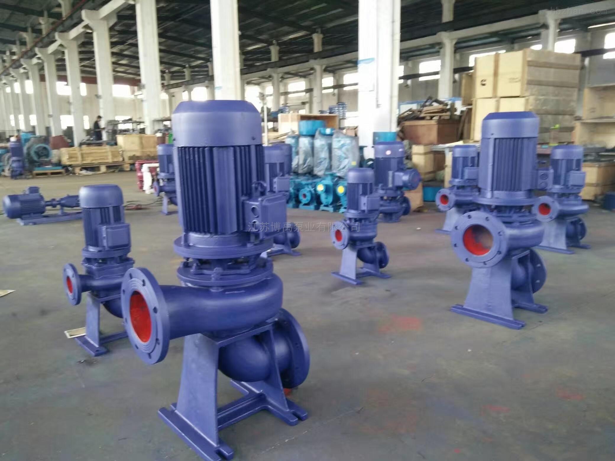 立式污水泵型号及参数