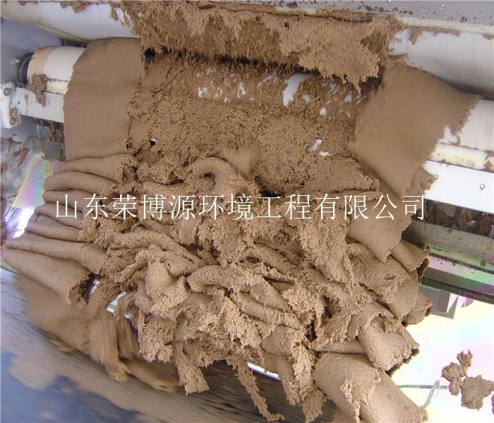 山东荣博源出厂价供应带式污泥压滤机