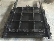 铸铁镶铜圆闸门价格优质