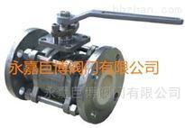 专业Q41TC手动陶瓷球阀/供应