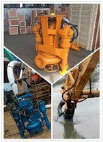 挖掘机泥浆泵清淤泵
