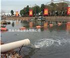 供应滚塑加工塑料浮筒 海上挖沙船浮筒