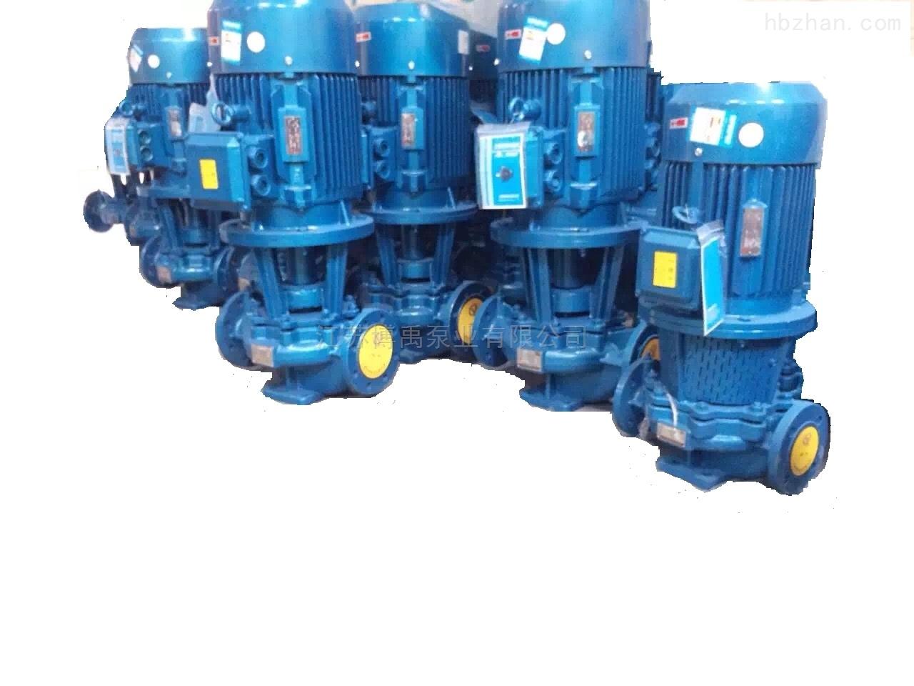 立式冷却水循环水泵