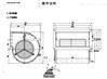 全新供應德國進口風機D2E146-CE02-16