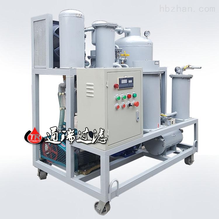 通瑞品牌ZJD-30电动智能液压油真空滤油机