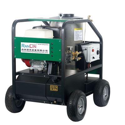 GMSR2515地面清洗用高压热水清洗机