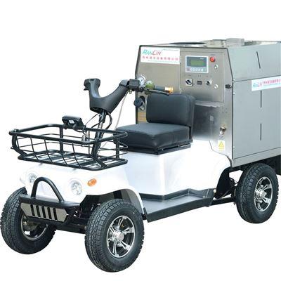 RL220A环保型蒸汽洗车机