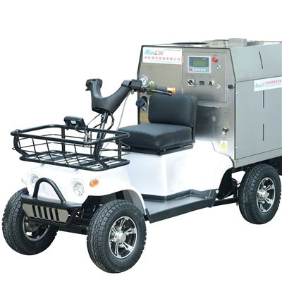 RL48D移动上门蒸汽洗车机