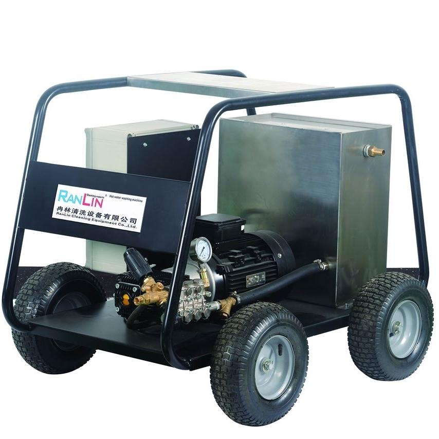 供应RL-E食品企业高压热水清洗机价格/厂家