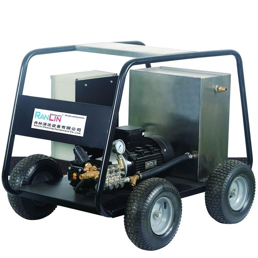 RL-E电加热型高压热水清洗机