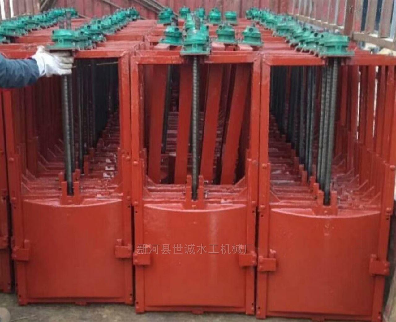 渠道闸门、渠道铸铁闸门高品质、高质量
