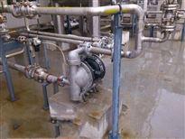 QBY-40永嘉良邦不锈钢气动隔膜泵QBY-40