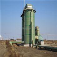 山西玻璃钢废气脱硫塔使用寿命长耐酸碱防腐