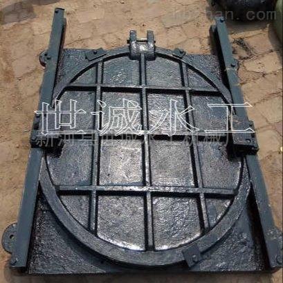 附壁式铸铁闸门、管道附壁式铸铁闸门