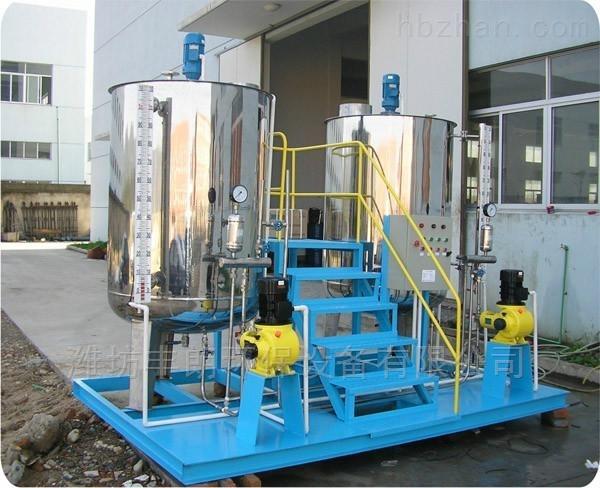 天津冷却水循环水加药装置供应商
