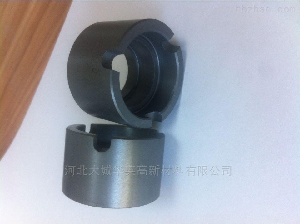 碳晶石墨环,耐腐蚀浸锑石墨轴套专业厂家