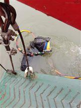 潜水员水下打捞工程