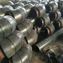 预制钢套钢复合保温管结构标准