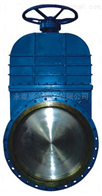 MZ75X手动刀型污水暗杆闸阀