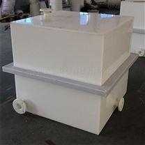 河南加工PP预洗水箱喷淋水槽