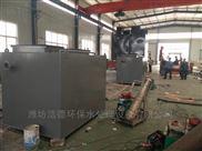 西宁市旅游景区污水处理一体化地埋式设备